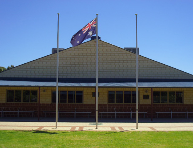 External Halyard Flagpoles